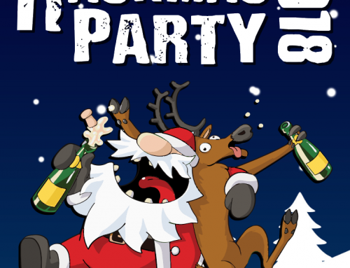 Hashmas Party 2018 – Saturday 15th December