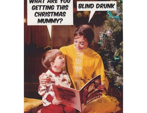 THURSDAY FMH #126: A Hashy Christmas Miracle