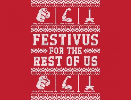 SATURDAY BJHHH#1886: A Hashy Festivus Miracle