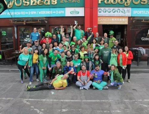 Saturday BJHHH#1898: St. Patrick's Day Hash!