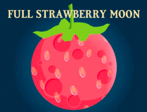 MONDAY FMH #132: Southwestern Strawberry Moon