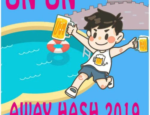 Beijing H3 Away Hash 2019 – Sept. 21-22