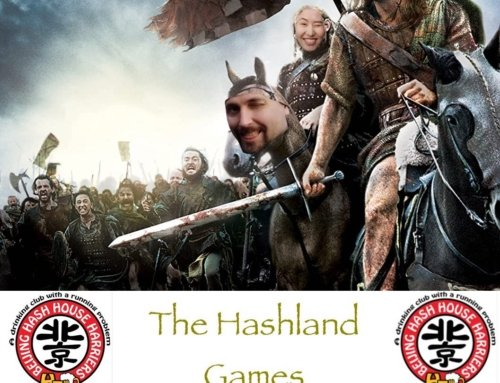 Run #1990 — The Hashland Games