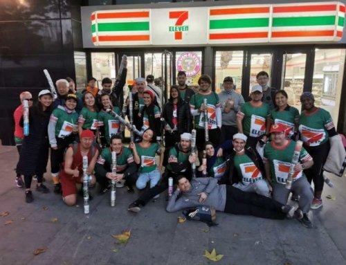 BJH3 Run #2012: SEVEN ELEVEN Run #2 Down-Down!
